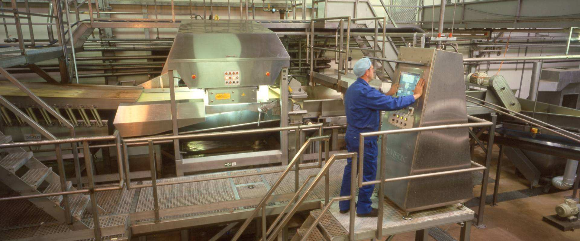 Food industry, Key Technology